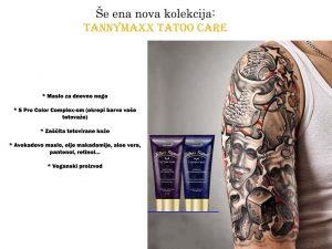 tatoo care